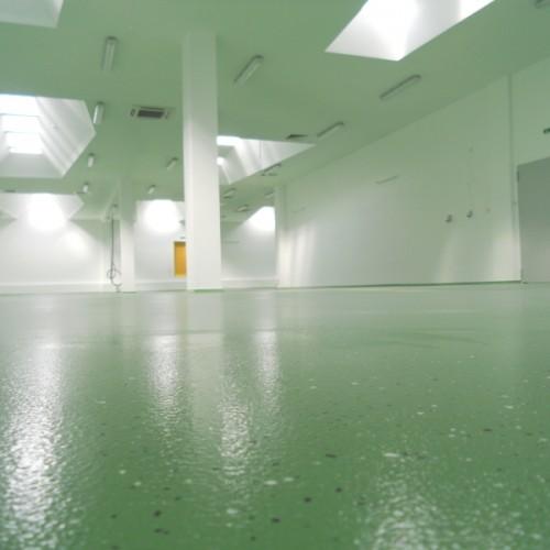 Настилки за производствени помещения и складове